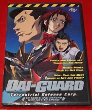 Dai-Guard - Vol. 2: To Serve  Defend (DVD, 2002) Action Robot R1 BRAND NEW