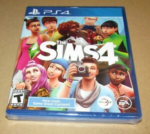 The Sims 4 (Sony Playstation 4) Brand New  Fast Shipping