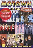 Motown Definitive Performances The DVD