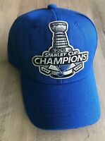2019 St. Louis Blues Stanley Cup Cap Hat Champions NHL Embroidered Patch Champs