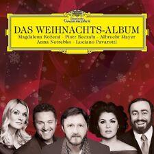 BECZALA/KOZENA/NETREBKO/PAVAROTTI/+ - DAS WEIHNACHTS-ALBUM (EXCELLENCE)  CD NEW+
