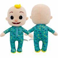 26CM Cocomelon JJ Plush Toy Boy Stuffed Doll Educational Kids Birthday Gift