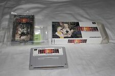 Front Mission (Japanese Super Famicom Import! SNES, Squaresoft)