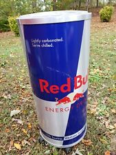 Red Bull Energy Drink Rolling Ice Cooler Non Electric * Pick Up Only *