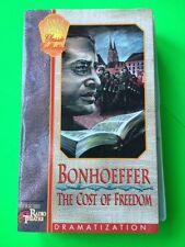 Bonhoeffer : The Cost of Freedom (1998, Cassette)