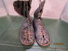 Vintage Everlast Leather Boxing Shoes