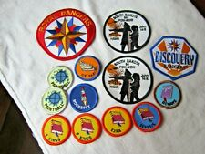 Lot of Royal Rangers Patches