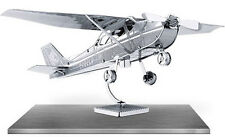 3-D Laser Cut Model - Cessna 172 Amazingly Detailed DIY Model METAL MARVEL-C172