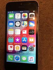 Apple iPhone 5S 32GB EE Locked iOS Compact Smartphone Grey