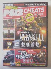 55570 Disc 37 PSi2 Cheats Playstation 2 Magazine - Sony PS2 Playstation 2 (2003)