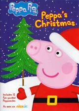 PEPPA PIG - PEPPA'S CHRISTMAS (DVD)