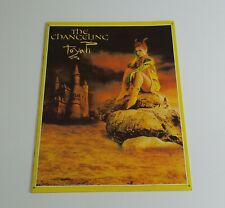 Toyah The Changeling 1982 Concert Tour Programme