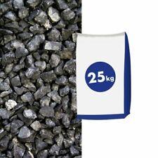 (0,42€/1kg) Basaltsplitt Eifelschwarz 5-8 mm 25 kg Sack