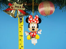 Decoration Home Ornament Xmas Tree Decor Disney Minnie Mouse moveable K1231 A