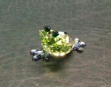 Swarovski Crystal Lovlots Romeo Frog Figurine