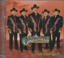 Los Originales De San Juan Golpe Sobre Golpe CD New Sealed
