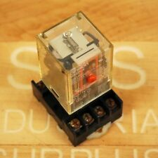 Omron MK2P-S Contact Relay 120 Vac Coil 10 Amp. - USED