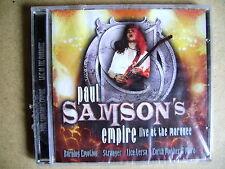 CD de musique de  heavy metal britannique Paul Samson's 12 titres /N10