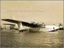 Photo: Howard Hughes' Hercules, AKA Spruce Goose, 1947