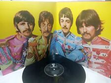 THE BEATLES SGT. PEPPERS LONELY HEARTS CLUB BAND DISCO VINILO COLECCIONISTA