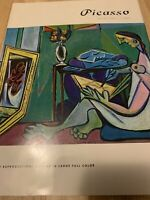 Picasso Text By Hans L.C. Jaffe - 133 Reproductions with 48 in Large Full Color