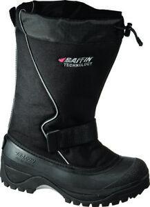 Baffin Men's Tundra Boots (Black) US 14