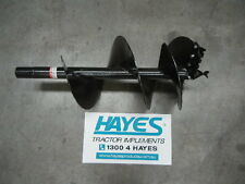 "HAYES 18"" AUGER (450mm) TO SUIT 3PL PTO TRACTOR POST HOLE DIGGER"