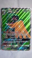 Rare Pokemon TCG Card Sun & Moon PROMO Decidueye GX Full Art SM37 Jumbo Oversize