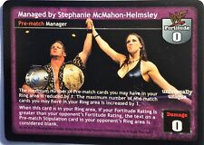 6X Card Victoria Lot *FREE SHIPPING* RARES WWE RAW Deal
