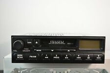 CLARION Pl-9993M-DOLBY DELUXE AUDIO SYSTEM-ISUZU Vehicle Stereo- AM/FM CASSETTE