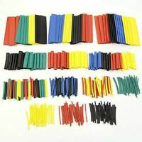 1 Pack 328pcs Car Electrical Wire Heat Shrink Tubing Tube Wrap Sleeve Cable Kits