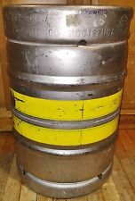 SALE Stainless Steel MEXICAN Beer KEG PLASMA CUT Top 15.5 Gn Brew Kettle Keggle!