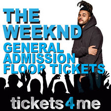 💙  THE WEEKND MELBOURNE FRIDAY GA FLOOR STANDING TICKETS CONCERT WEEKEND 💙