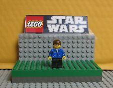 "SPIDERMAN  LEGO LOT MINIFIGURE--MINIFIG "" ORIGINAL PETER PARKER   ""--RARE --1376"