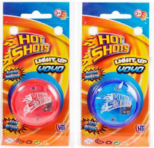 Hot shots light up return top yo with clutch action