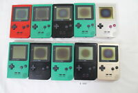 FOR PARTS! Lot of 10pcs Set Nintendo GameBoy Pocket Console System GBP #3102