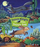 Desert Night Desert Day (Hardback or Cased Book)