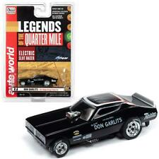 Auto World Sc342-2 4Gear R22 1971 Dodge Charger Big Daddy Ho Electric Slot Car