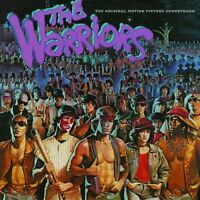 THE WARRIORS OST SOUNDTRACK CD NEUWARE!!!!!!!!