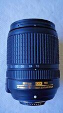 Nikon 18-140mm F/3.5-5.6 G AF-S VR ED DX Nikkor Zoom Lens