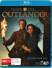 Outlander Season 5 - Blu Ray Region a B C