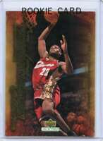 Lebron James Rookie Card 2003-04 Upper Deck Freshman Season #50