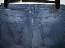 Diesel ZATHAN Bootcut Jeans Lavado 0814Z W32 L32 (a423)