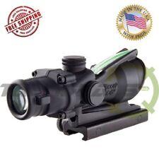 Trijicon ACOG 4x32 Rifle Scope Green Illuminated .223 Chevron Reticle TA31F-G