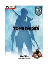 Rise of The Tomb Raider 20 Year Celebration PlayStation 4 Game - PAL