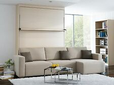 Schrankbett Mit Sofa Gunstig Kaufen Ebay
