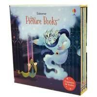 Usborne 12 Classics Picture Books Collection Box Set Elves & The Shoemaker NEW