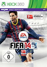 FIFA 14 (Microsoft Xbox 360, 2013, DVD-Box), NEU, unbespielt in OVP