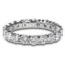 jem: FULL ETERNITY DIAMOND ENGAGEMENT RING