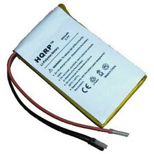 HQRP Akku für Palm Tungsten E T5 TX PDA UP383E562A + Schraubendreher